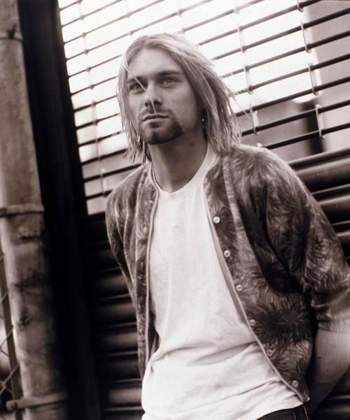Kurt Cobain wooowza