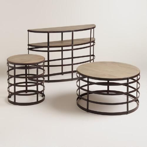 One Of My Favorite Discoveries At WorldMarket.com: Worley Occasional Table  Collection