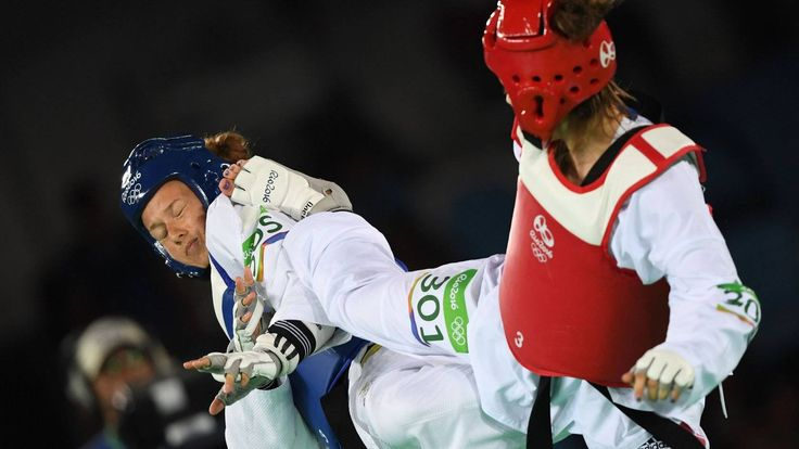 Jade Jones took Britain's gold tally to 22 with taekwondo success.