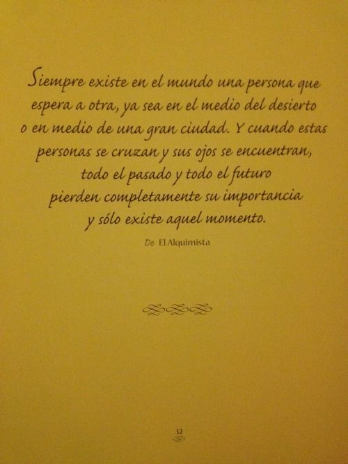 Paulo Coelho El Alquimista Vida Pinterest El Alquimista