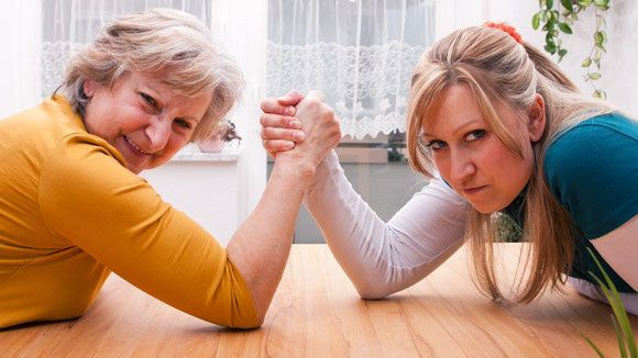 9 Arguments You Should Never Have with Your Daughter-in-Law - Grandparents.com  It's more about how to get along with your grown kids!