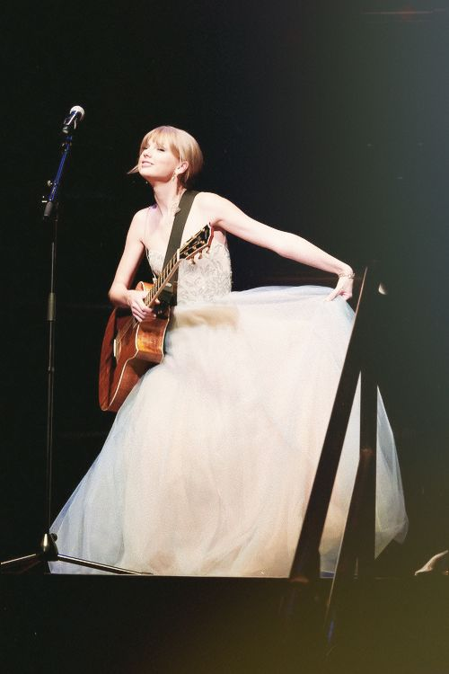 Princess with a guitar. :)