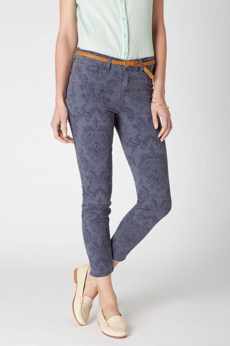 J Brand Baroque Skinny Jeans | SHOPBOP