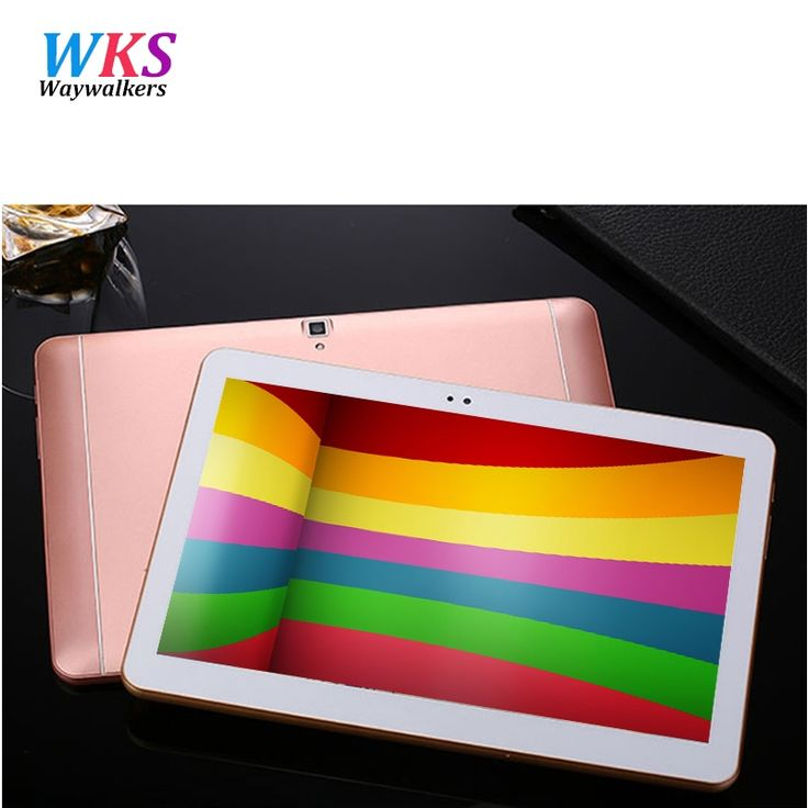 118.89$  Buy now - http://alin6d.worldwells.pw/go.php?t=32767317899 - Waywakers 4G LTE T805G Android 6.0 10 inch tablet pc Octa Core 4GB RAM 64GB ROM 8 Cores 5MP IPS Kids Gift Best Tablets computer 118.89$