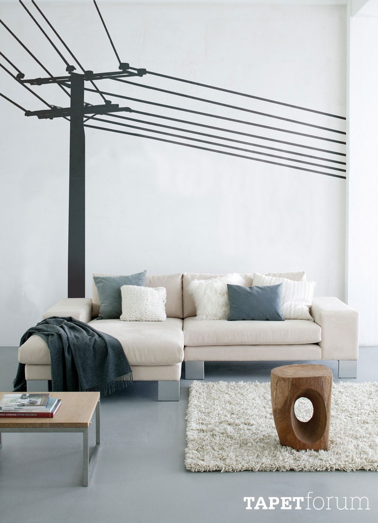 Powerpole, Ferm living