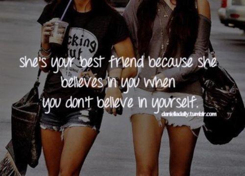 Love you bestfriend!
