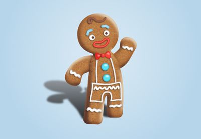 How to Create a Cute Gingerbread Man in Adobe Illustrator  Design Envato Tuts Design & Illustration