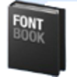 Download FontBook . Have a look at all your fonts. FontBook is an Adobe air-based application that offers you a simple way to view all fonts installed on your computer. The interface of the program gives you easy access to any font, you'll only have to click it. Then, change color, size or separation