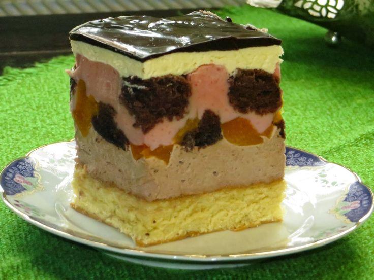 Domowe ciasta i obiady: Ciasto Architekta