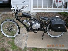 motorized bicycle | ... would you do with this bike? - Motorized Bicycle - Engine Kit Forum