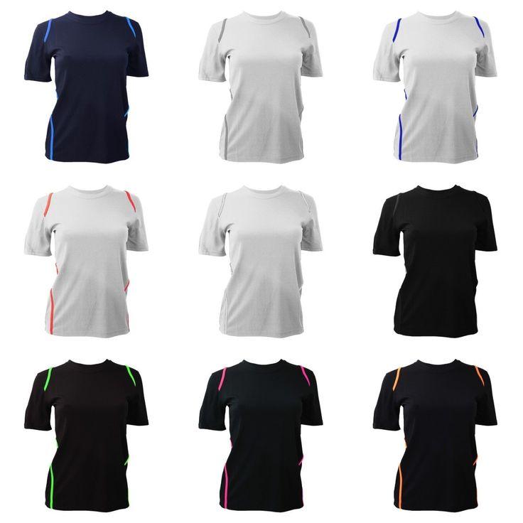 Gamegear Ladies Cooltex Short Sleeved T-Shirt / Ladies Sportswear