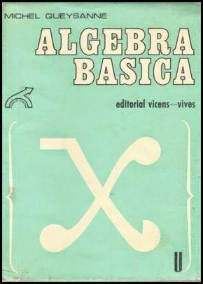 Mi biblioteca pdf: Álgebra Basica