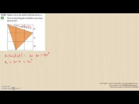 Matematik 5000 Ma 2a   Kapitel 3   Geometri   Geometri och bevis   3120