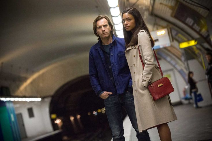 "Ewan McGregor, Naomie Harris in the film adaptation of John le Carre's novel ""Our Kind of Traitor"""