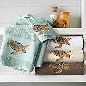 Embroidered Towels | Gump's
