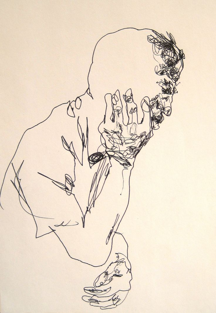 Contour Line Drawing Figure : Best images about line on pinterest typography