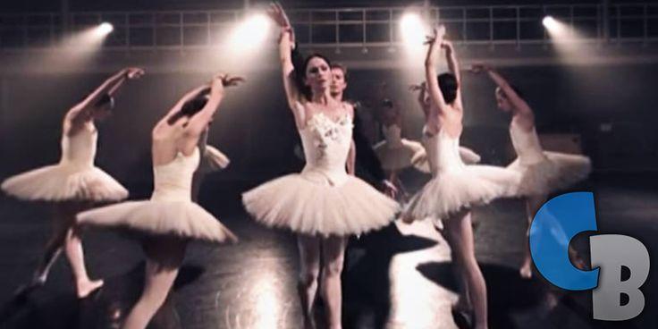 El video de ballet a 360° que te dejará boquiabierto