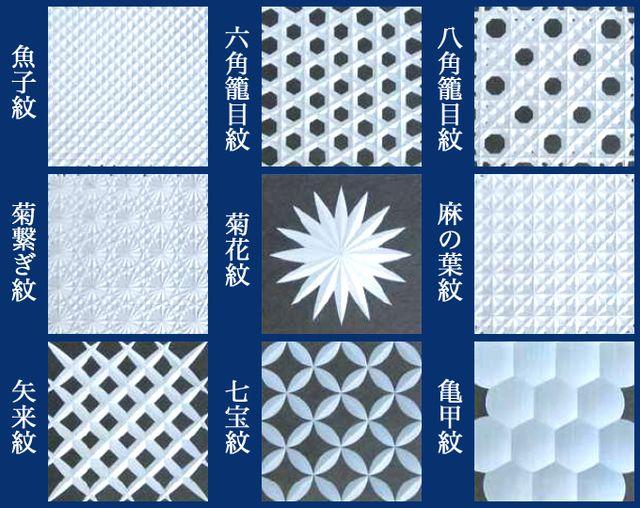 江戸切子・模様の種類と意味 | 江戸切子通販ストアブログ (1058)