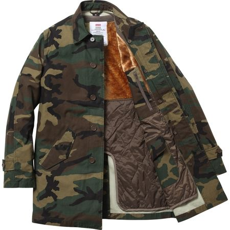 Supreme Army Trench