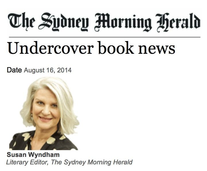 I was really thrilled to see this article in Saturday's Sydney Morning Herald about the pending launch of my novel, No Man's Land.     Susan Wyndham, the literary editor, has done a great job capturing the essence of the novel and the process I have gone through writing it.   The book is now available on Kindle, will be available as a print book in September and the official launch will be in October.      http://www.smh.com.au/entertainment/books/undercover-book-news-20140813-103bjp.html