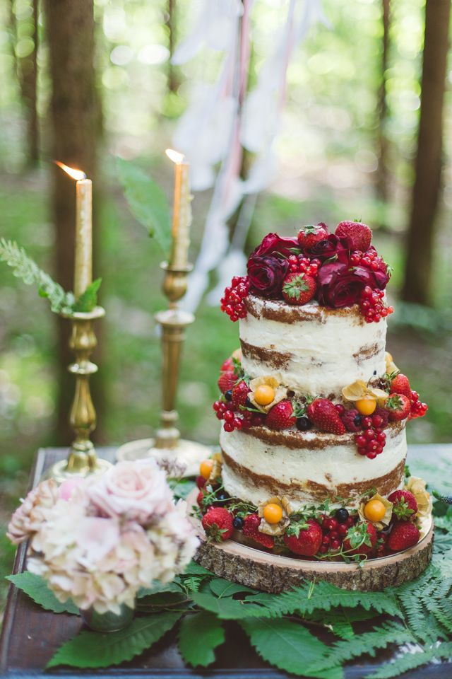 Mariage en forêt (Inspiration)