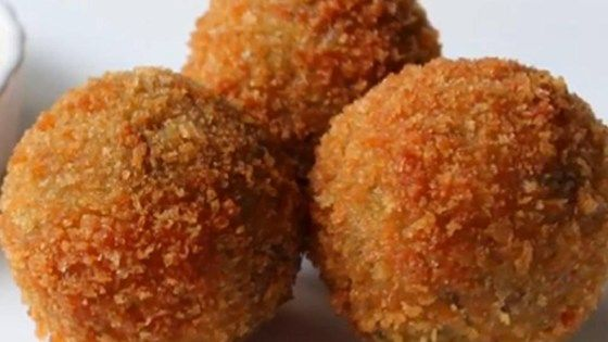 Chef John's recipe for fried boudin balls will be a welcome addition to your appetizer table and a hit at your Big Game party.