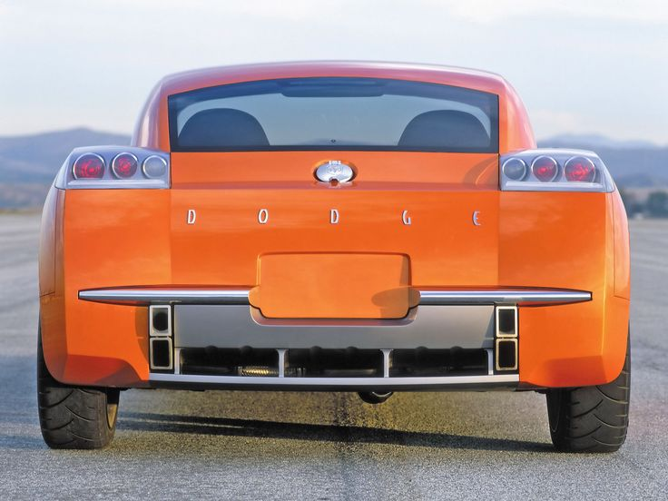 Dodge Razor Concept '01.2002