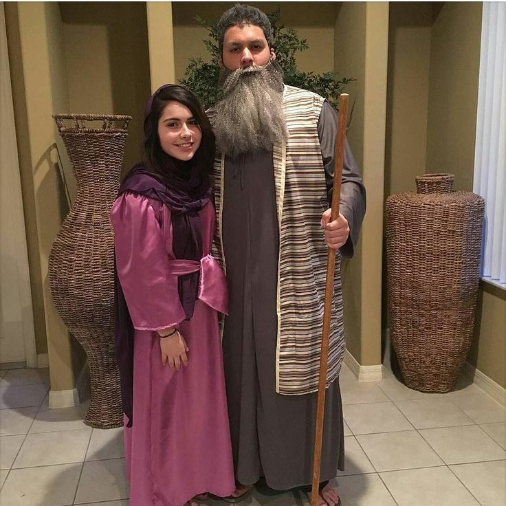 Bible Character Costume Party. These are my son and ...