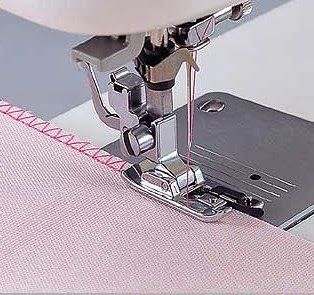 LOJA SINGER PORTO: Acessórios de Costura - Calcador Overlock