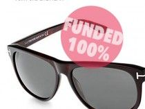 Tom Ford Sunglasses funded on Giftling @TOM FORD INTERNATIONAL