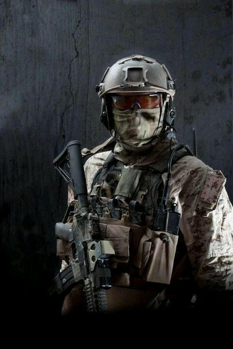 Ghost Soldier @Thomas Marban Marban Marban Haight's Outdoor Superstore #Lone Operator