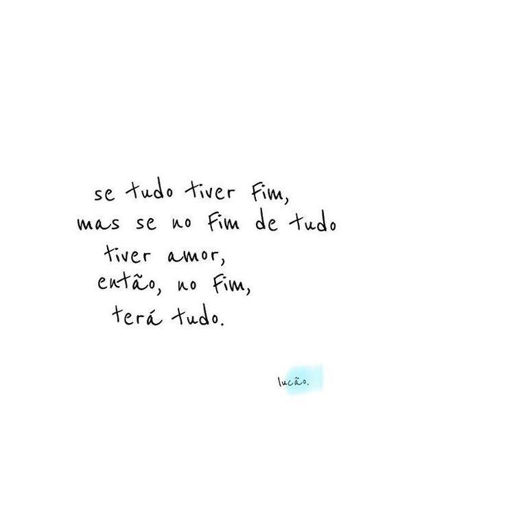 """10.6 mil curtidas, 60 comentários - Lucão (escritor) (@blogdolucao) no Instagram: """"É clichê, mas amor é amor. E amor é tudo"""""""