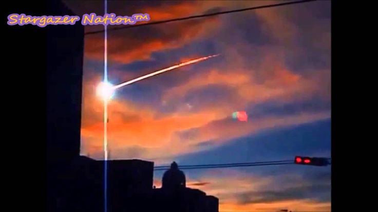 """Meteorite from Asteroid 2014 RC """"Pitbull"""" Impacts Earth, Crater and Loud..."""