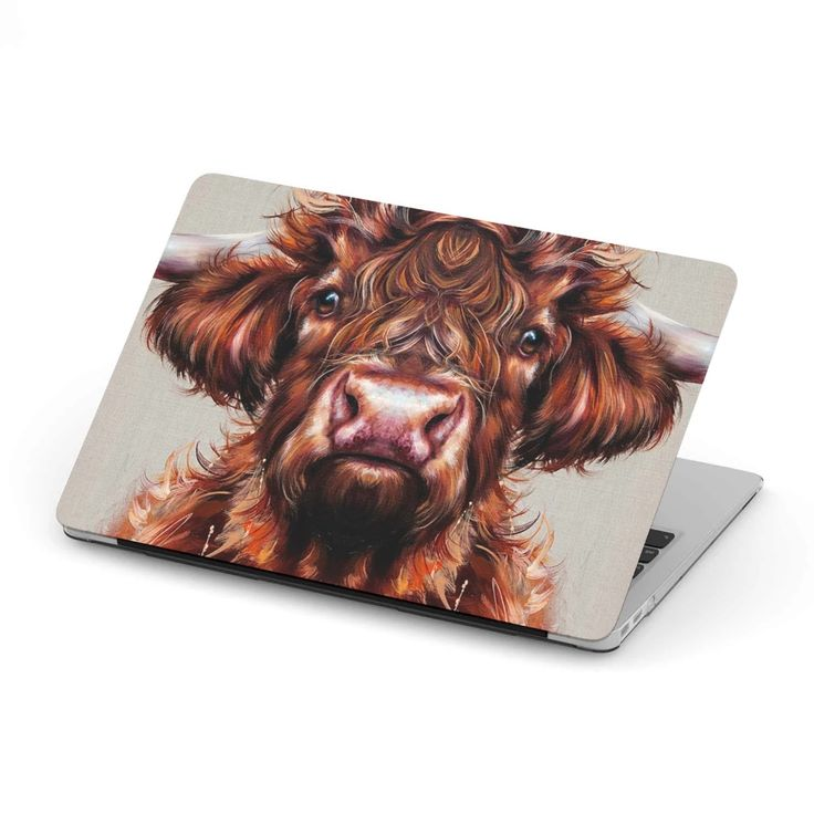 MacBook Case for Cow Lovers 12