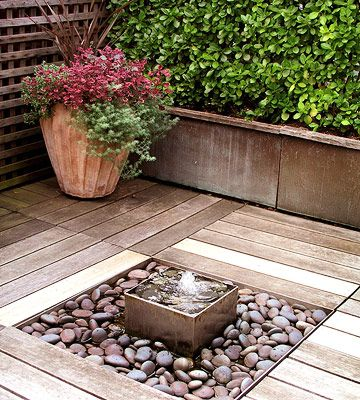 High Quality Dream Decks. Patio FountainFountain IdeasOutdoor FountainsGarden ...