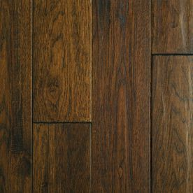 Mullican Flooring Chatelaine 4-In Provincial Hickory Solid Hardwood Flooring (16-Sq Ft) 10482