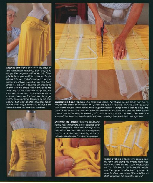 Awesome reference for draping