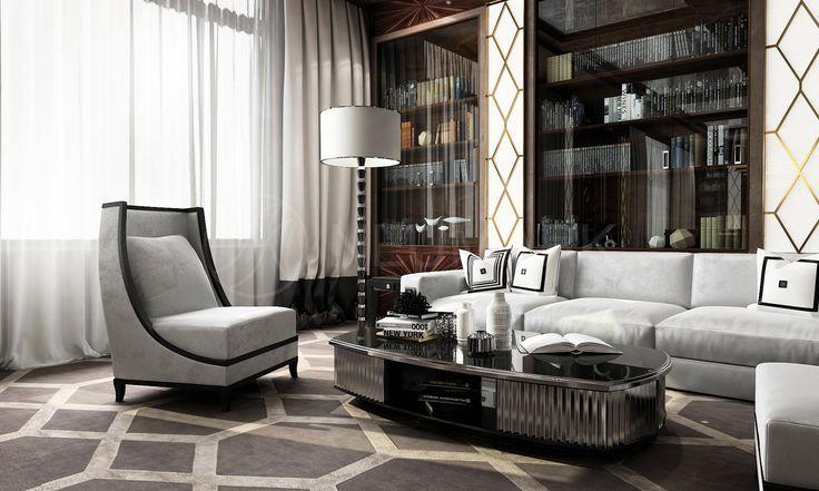 Студия NEUMARK проектирует и создаёт интерьеры в стиле арт-деко. Арт-деко — это французский стиль, который появился в 1925 году. На стиль оказали влияние…