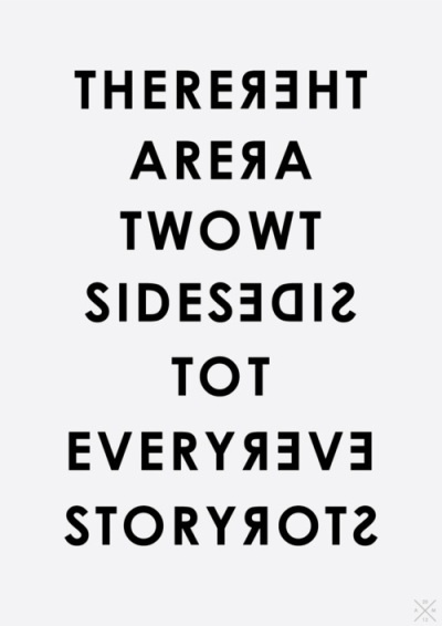 2 sides to every story: Remember This, Feet Tattoo, Bulletin Boards, So True, Truths, New Girls, Quotes About Life, True Stories, Pictures Quotes