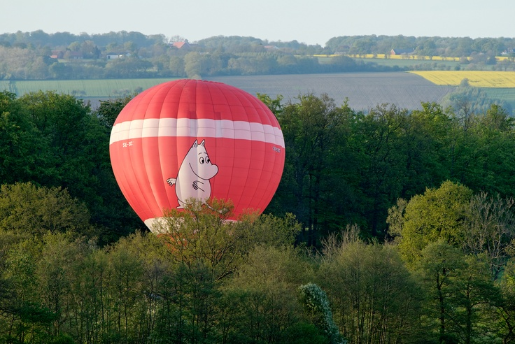 Moomin balloon