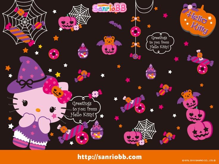 hello kitty halloween | Hello-Kitty-Halloween-Wallpaper-hello ...