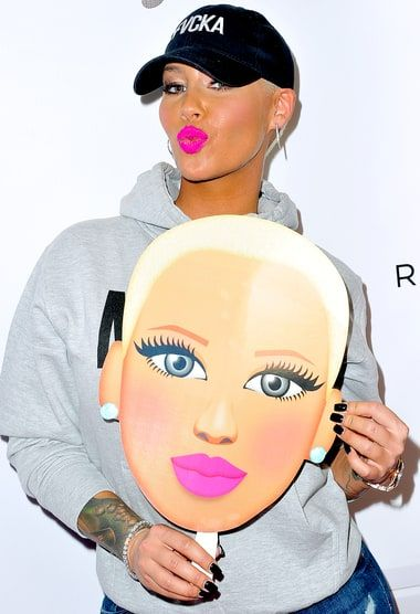 Amber Rose has reportedly made $4 million on her 'MuvaMoji' emoji app the day of its release