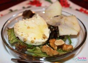 Sıcak Keçi Peyniri / Warm Goat Cheese