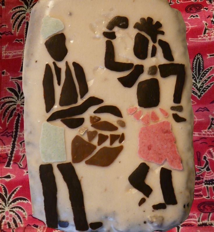Gâteau danse africaine