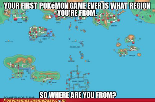 Unova :) Yes, I know, I will be shamed for not getting an older game first, but I got into Pokemon rather late and so there.