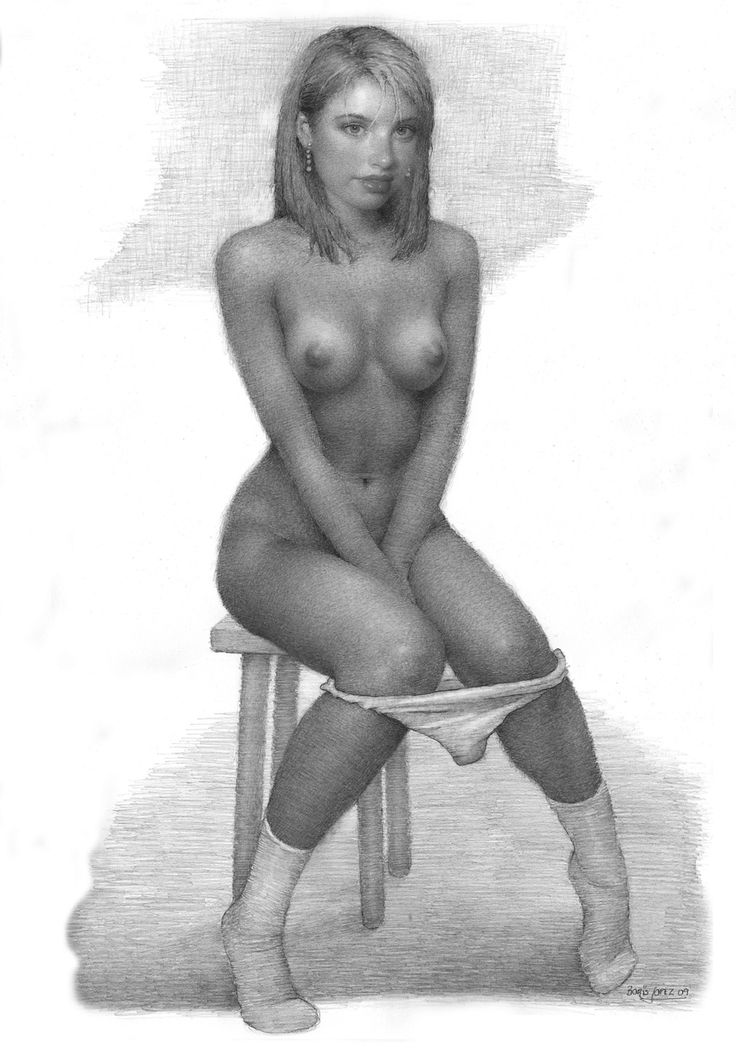 Drawings Of Nude People 119