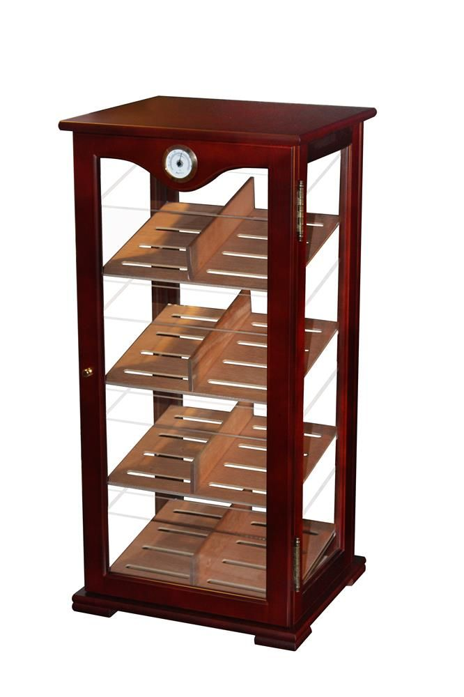 Shop Now Display Humidor VG-08S Bar Top - 200 Cigars Count | Cuenca Cigars  Sales Price:  $245.14
