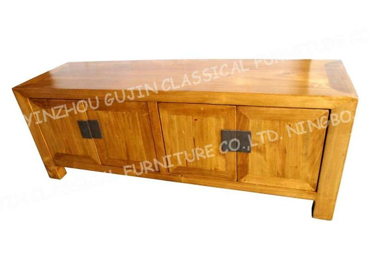 Ming Style Modern Chinese Lower Sideboard Buffet Chinese