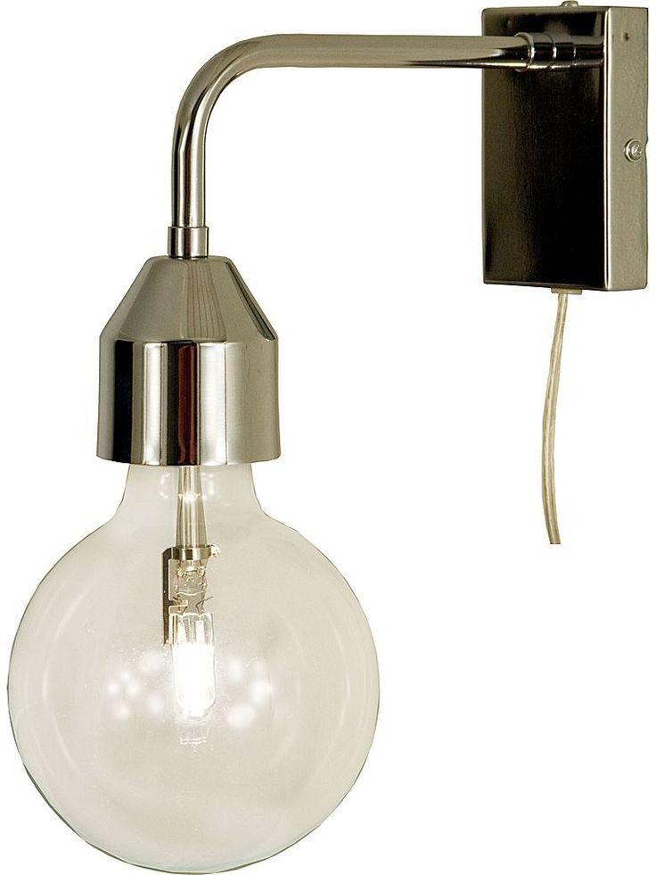 Vägglampa Scan Lamps 60406-20