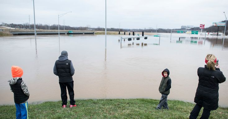 Same as it ever was, Missouri flooding shows how communities continue to ignore hydrological realities.